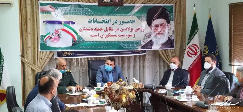 سعید مازندرانی: انتخاب اصلح و پرشور هدف ماست