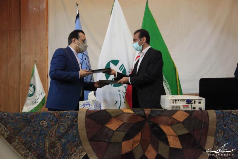 انعقاد تفاهمنامهای برای توسعه کسبوکار در محدوده پارک ملی گلستان با محوریت گردشگری و صنایعدستی