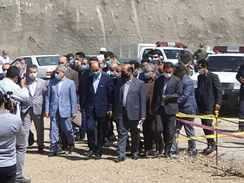 آبگیری مخزن اصلی سد نرماب تا پایان تیرماه