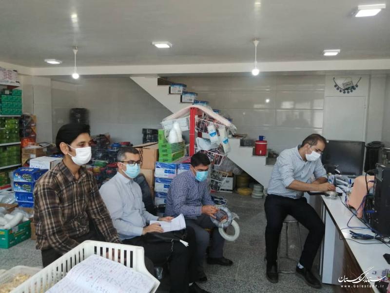 بازرسی از سیم و کابل های بازار استان در راستای حمایت از حقوق مصرف کنندگان