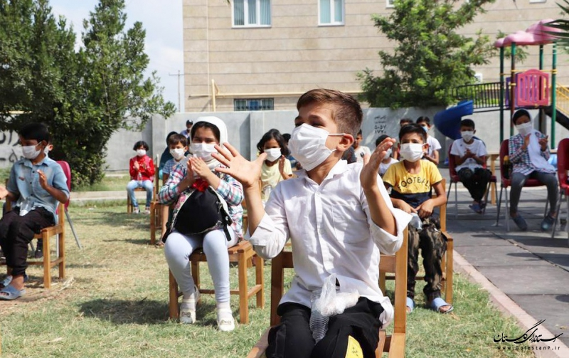 ثبت لحظههای شاد و ماندگار در «پیک امید تابستانه»ی کانون پرورش فکری گلستان
