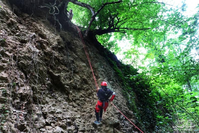 کارگاه عملی دوره تخصصی کوهستان در کردکوی