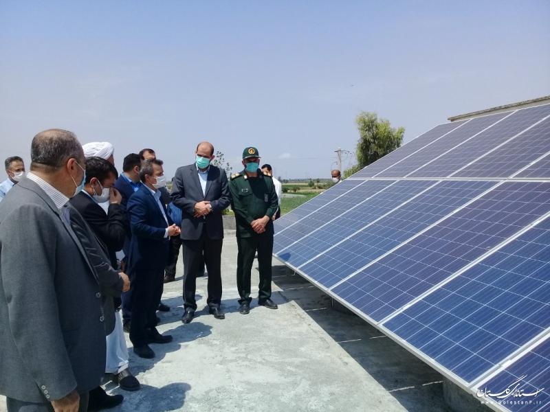 دپارتمان ملی مهارت سبز در استان گلستان به بهره برداری رسید