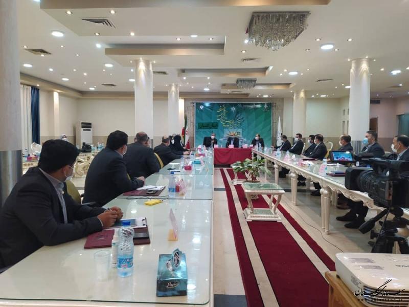 حضور استاندار گلستان در اختتامیه سی و پنجمین اجلاس مدیران آموزش و پرورش سراسر کشور
