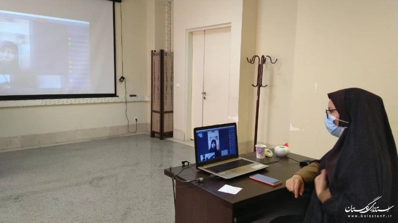 کلاس آموزشی تحکیم خانواده با عنوان عشق ورزی در آموزههای اسلامی برگزار شد