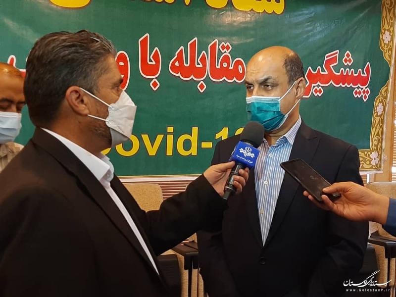 شیب شیوع کرونا در استان نزولی اما رعایت پروتکل های بهداشتی واجب است/ محدویت تردد بین استانی لغو شد