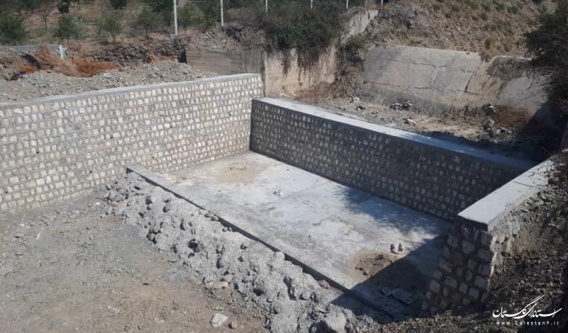 8 سد مخزنی با ظرفیت 5 میلیون متر مکعب در کردکوی احداث شده است
