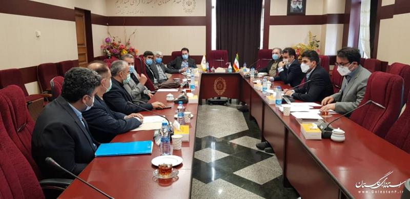 برگزاری جلسه هیئت خبرگان بانکی و اقتصادی استان