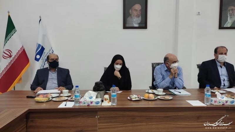 انتقال آب از سرچشمههای استان گلستان به استان سمنان منتفی است