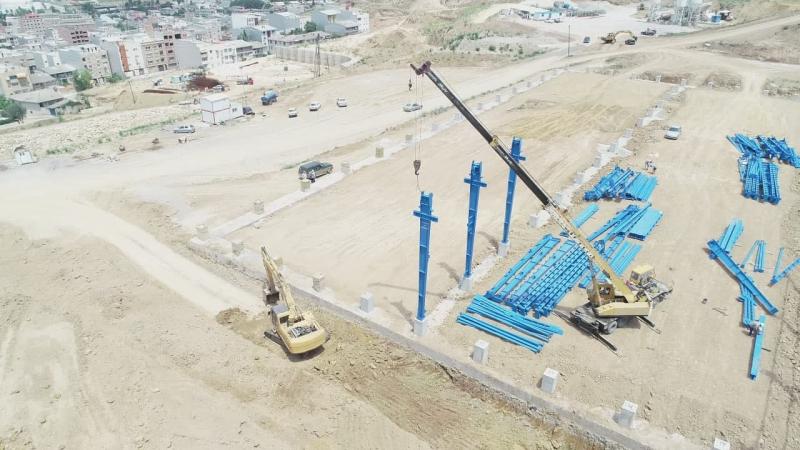 سعیدی خبر داد: پیشرفت 30 درصدی پروژه بزرگ شهربازی مدرن گرگان