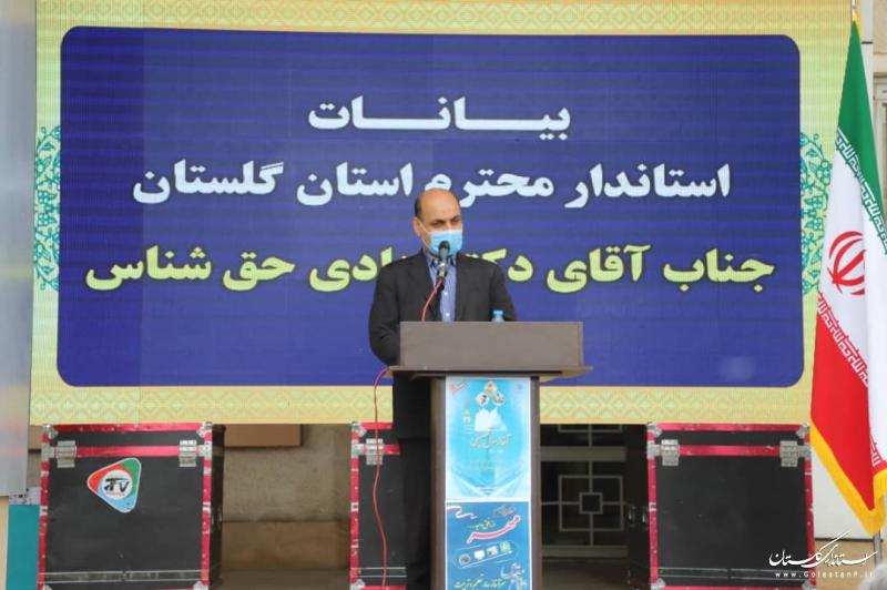 زنگ آغاز سال تحصیلی ۱۴۰۱-۱۴۰۰ در مدارس استان به صدا درآمد