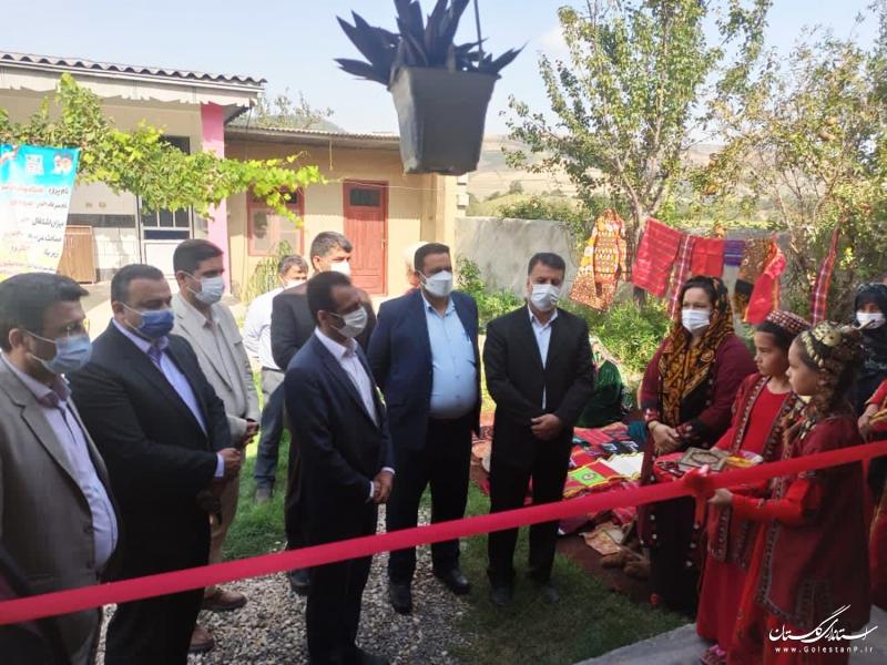 افتتاح دو اقامتگاه بومگردی در شهرستان کلاله