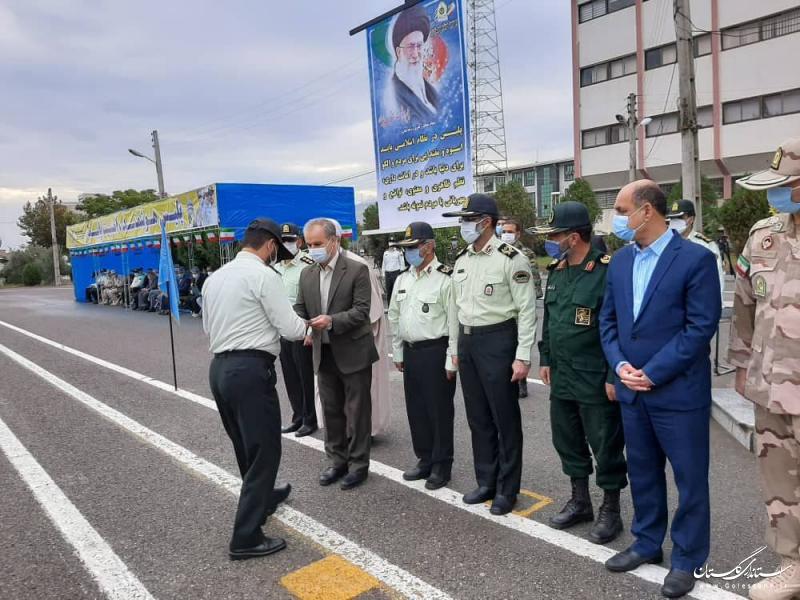 شرط لازم توسعه اقتصادی تولید امنیتی است که نیروی انتظامی آن را فراهم می کند