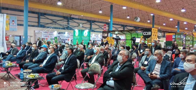 خروجی نمایشگاه ها در حوزه کشاورزی می تواند ارتقا درآمد های استان باشد