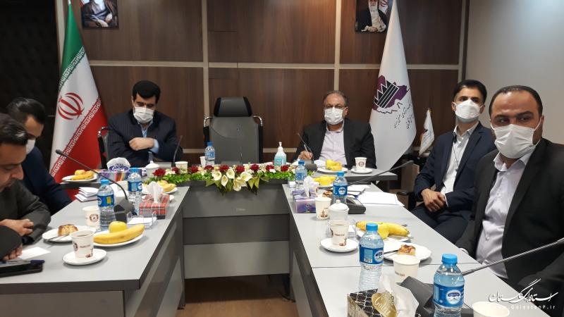 برگزاری جلسه کمیته راهبردی خوشه مبلمان