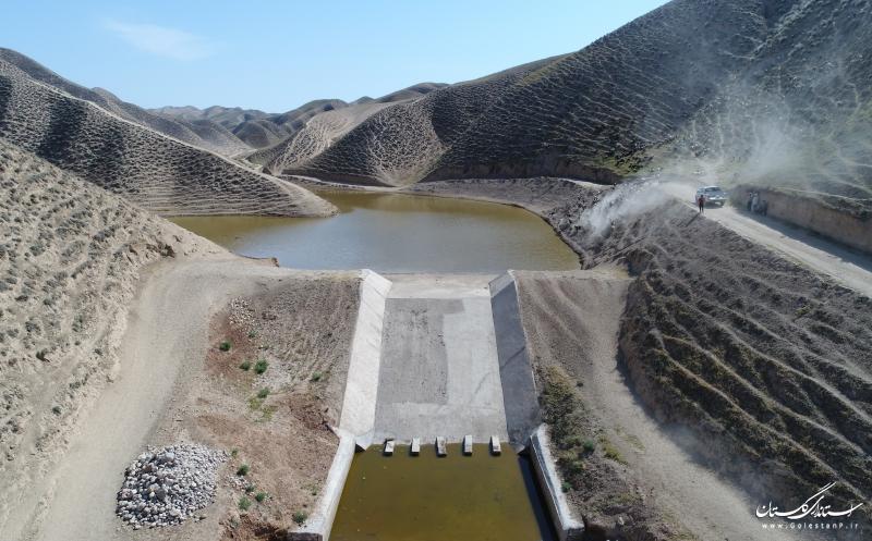 اجرای پروژه آبخیزداری و آبخوانداری در راستای توسعه پایدار