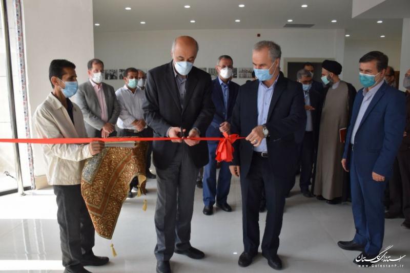 موزه تاریخی دانشگاه علوم کشاورزی و منابع طبیعی گرگان افتتاح شد
